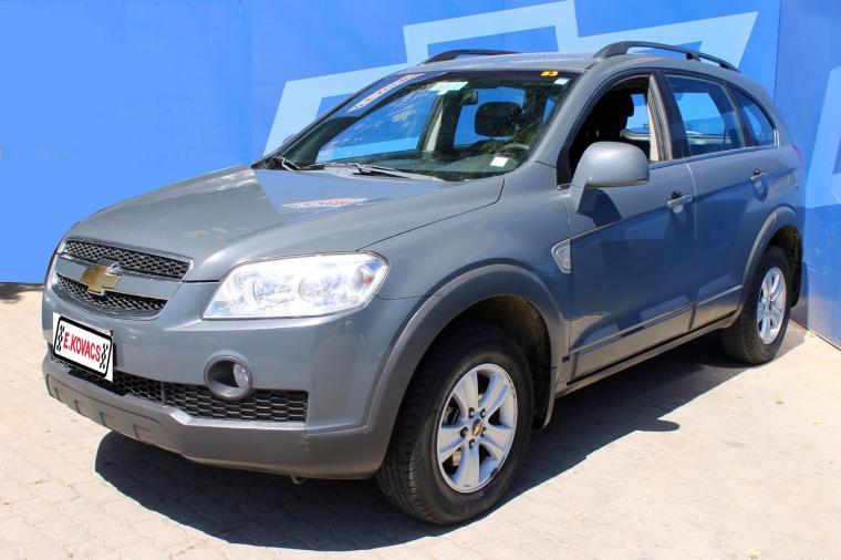 Camionetas Kovacs Chevrolet Captiva ls 2.4 2011