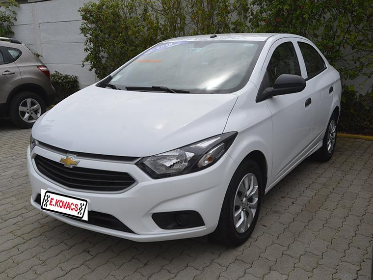 Furgones Kovacs Chevrolet Prisma lt 1.4 2018