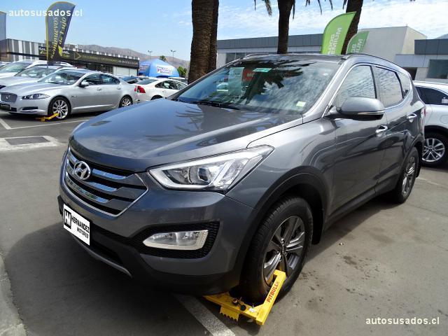 Camionetas Hernández Motores Hyundai Santa fe 2015