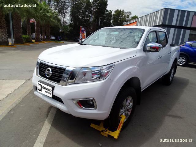 Camionetas Hernández Motores Nissan Np300 2018
