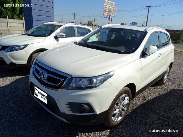 Autos Hernández Motores Baic X55 2018
