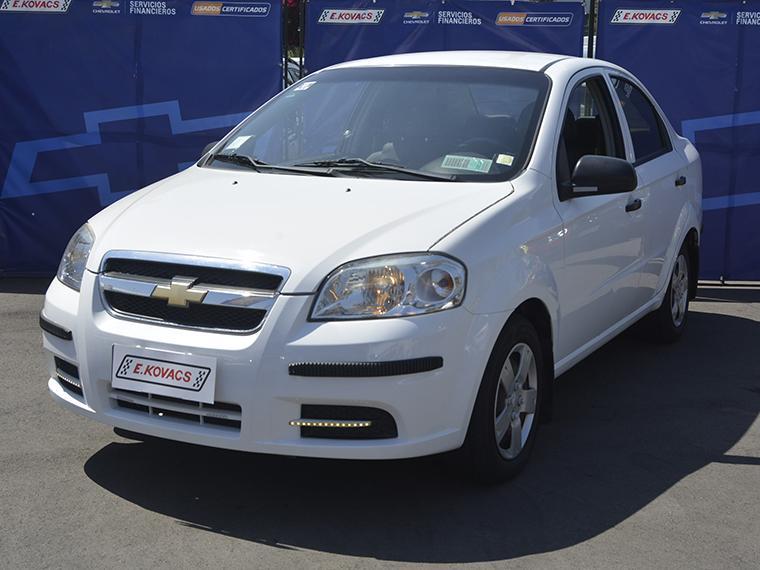Autos Kovacs Chevrolet Aveo lsmec 1.4 4x2 ls 2014