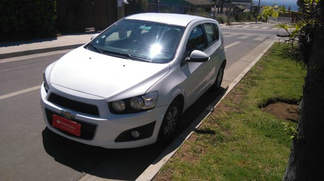 Autos Automotora RPM Chevrolet Sonic ii lt 1.6 2013