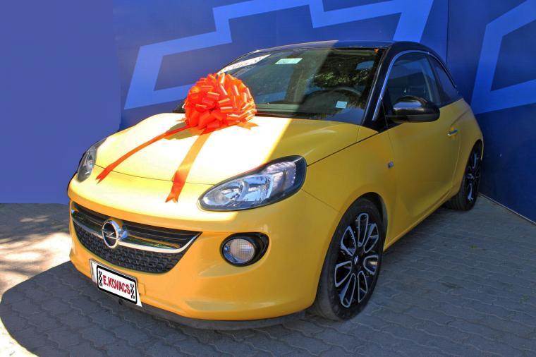 Autos Kovacs Opel Adam glam 1.4glam 1.4mec 2015