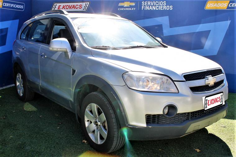 chevrolet captiva ltz su awd 2.0 at2.0