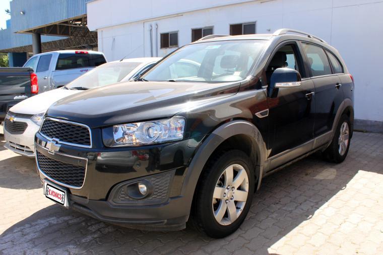 Camionetas Kovacs Chevrolet Captiva iv lt sa 2.4 atat 2014