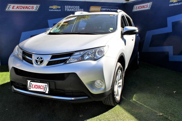 Camionetas Kovacs Toyota Rav4 aut 2.5 4x2 rav 4 au 2013