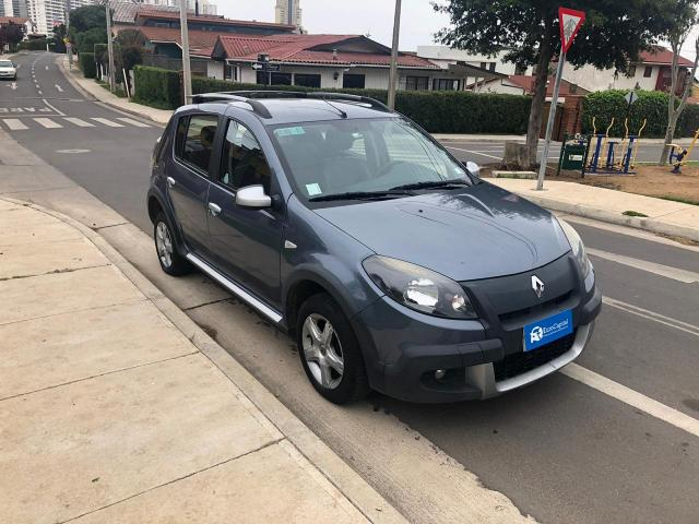Autos Automotora RPM Renault Sandero 1.6 stepway full 2013