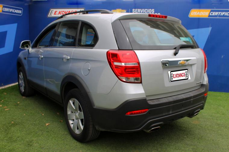 chevrolet captiva vi 2.4 fwd 6at