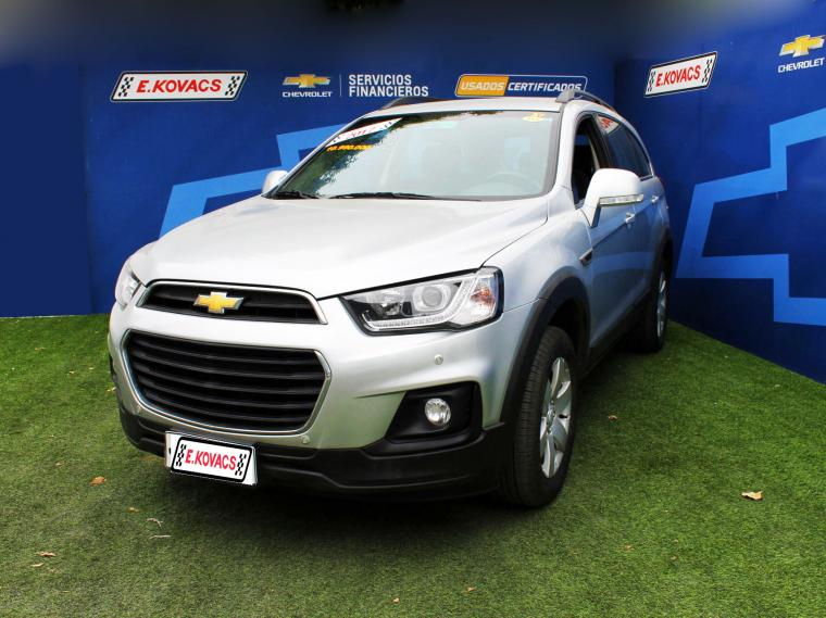 Camionetas Kovacs Chevrolet Captiva vi 2.4 fwd 6at 2017