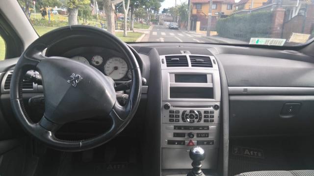 Peugeot 407 confort plus 2.0