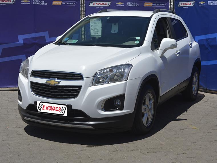 Camionetas Kovacs Chevrolet Tracker lt ac 2014