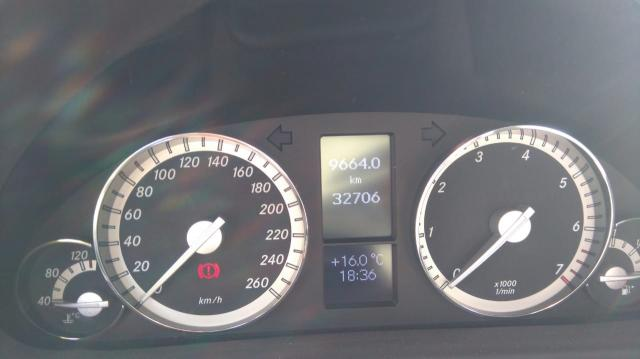 Mercedes-benz clc200 sportcoupe 1.8