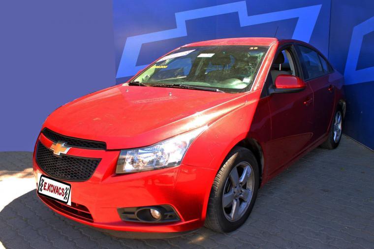 Autos Kovacs Chevrolet Cruze ls 1.8 at1.8 2012