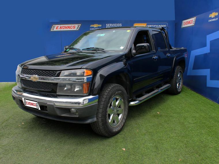 Camionetas Kovacs Chevrolet Colorado ii 4wd 3.7 at 2011