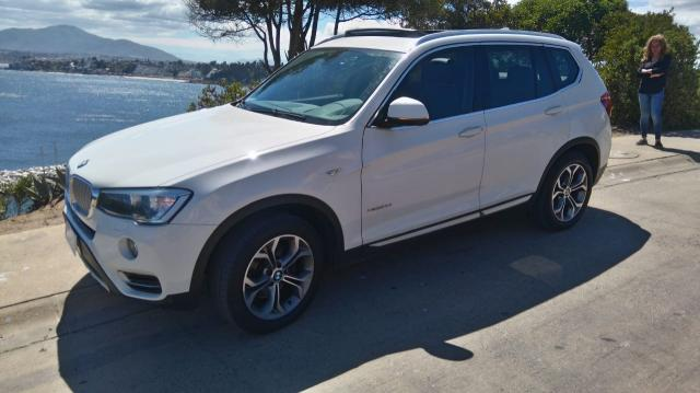 Camionetas Automotora RPM Bmw X3 xdrive 20d xline lci 2.0 at 2017