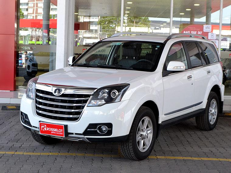 Camionetas Rosselot Great Wall Haval 3 le 4x4 2.0 2017