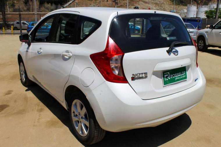 nissan note  advance mt