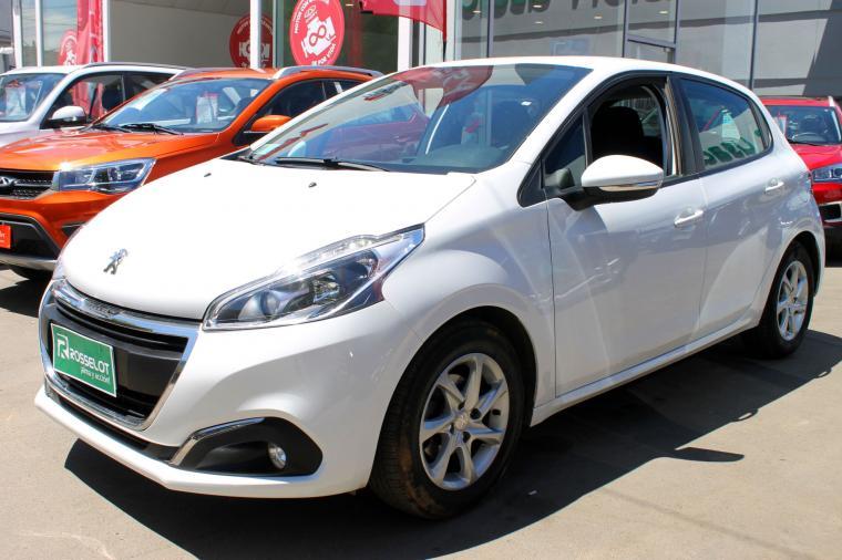 Furgones Rosselot Peugeot 208active 1.4 hdi 2018