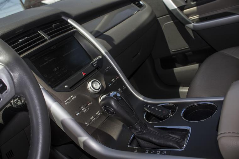 ford edge  3.5 l sel awd dohc v6 aut