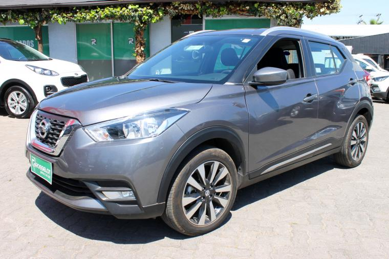 Camiones Rosselot Nissan Kicks exclusive 1.6 2017