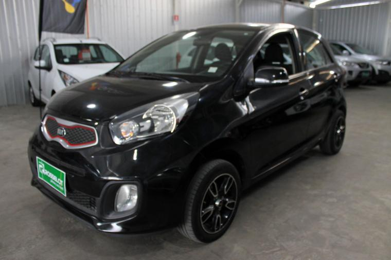 Autos Rosselot Kia Morning  ex 1.2 2015