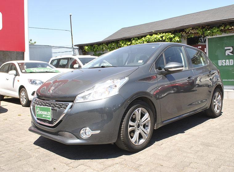 Furgones Rosselot Peugeot 208active 1.2 2013