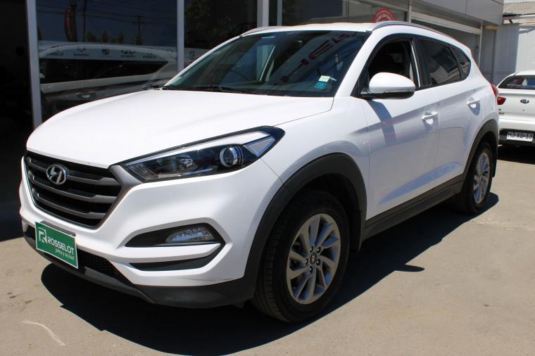 Camionetas Rosselot Hyundai Tucson  2.0 gl 2016