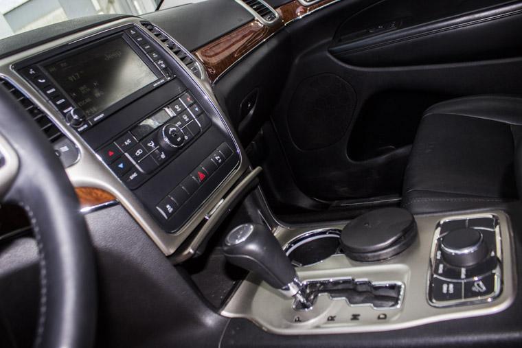 jeep grand cherokee  limited diesel aut 3.0