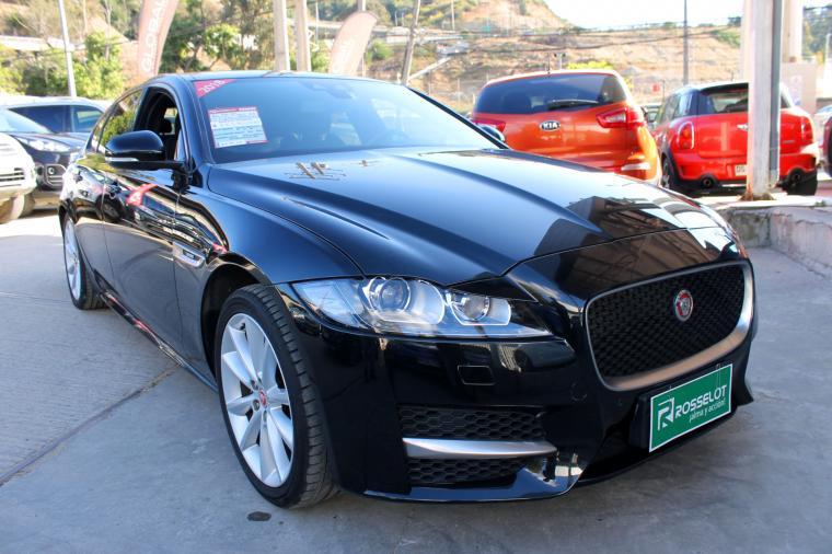 jaguar xf r sport 2.0