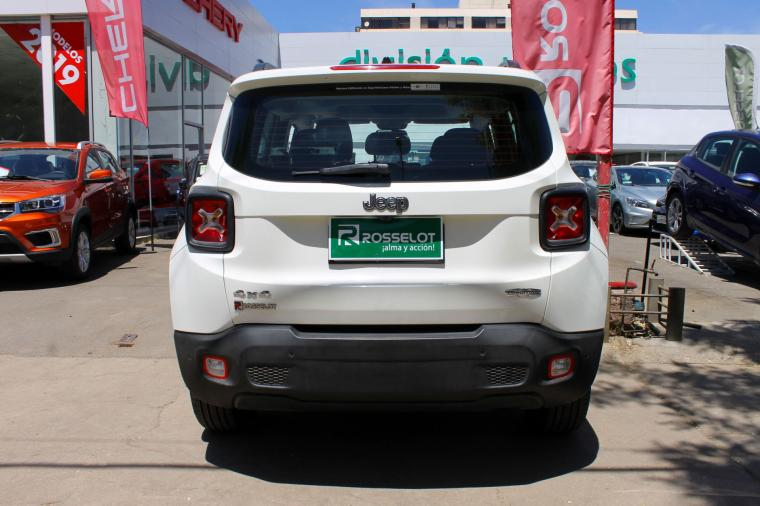 jeep renegade longitude 2.4