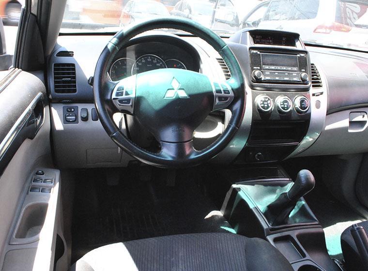 mitsubishi montero sport g2 2.5 mt diesel c/c euro v