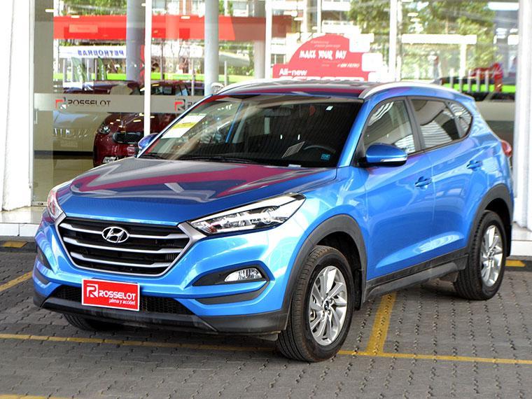 Camionetas Rosselot Hyundai Tucson  2.0 gl 4x2 2017