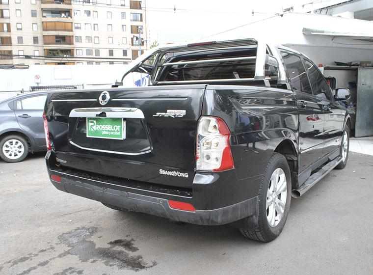 ssangyong actyon sport new