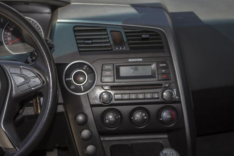 ssangyong actyon sport new actyon sport mt aa