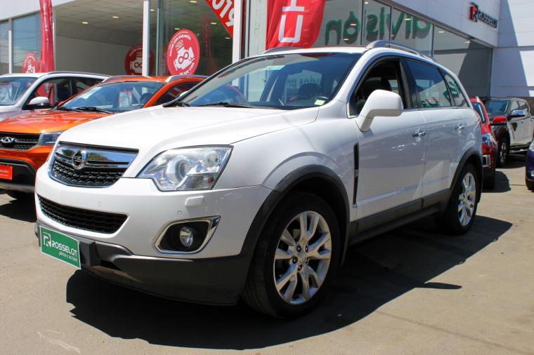 Camionetas Rosselot Opel Antara cosmo 2.2 2013