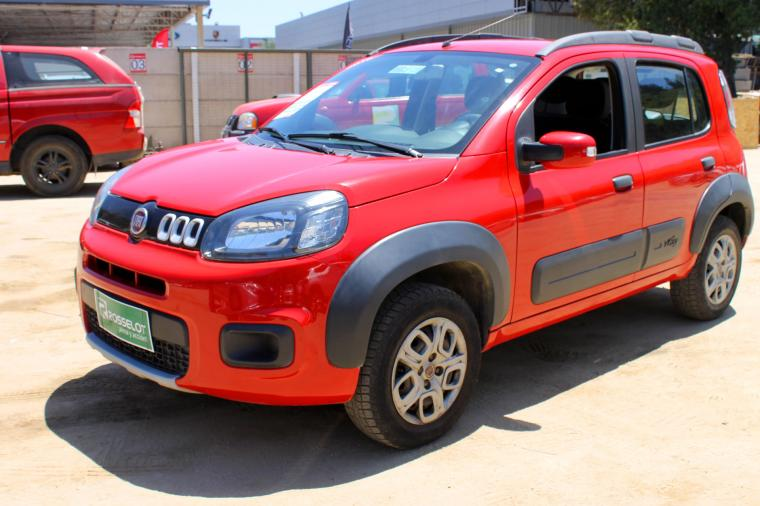 Autos Rosselot Fiat Uno  way 1.4 evo 2016
