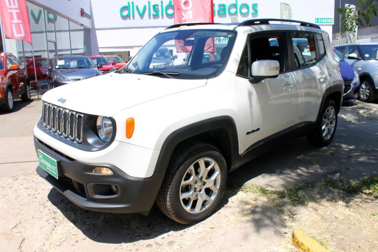 Autos Rosselot Jeep Renegade longitude 2.4 2018