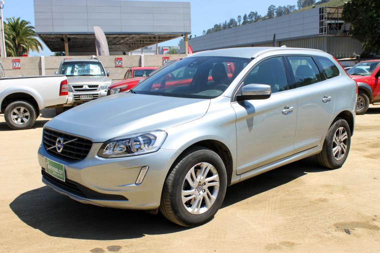 Autos Rosselot Volvo Xc60  d4 comfort 2.0 2013