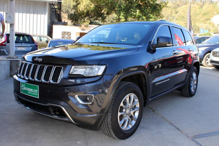 Camionetas Rosselot Jeep Grand cherokee  limited diesel 3.0 4x4 2017