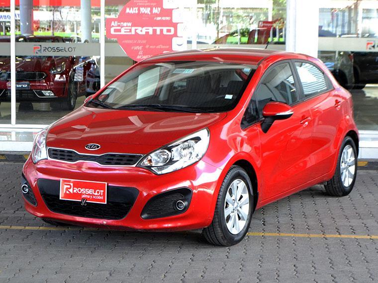 Autos Rosselot Kia Rio 5 ex 1.4 2012