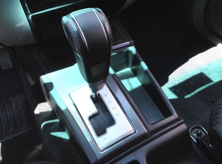 mitsubishi montero sport g2 2.5 at diesel c/c euro v
