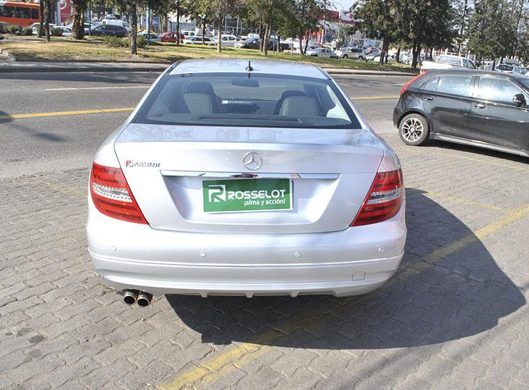 Mercedes-Benz c 180 coupe sport