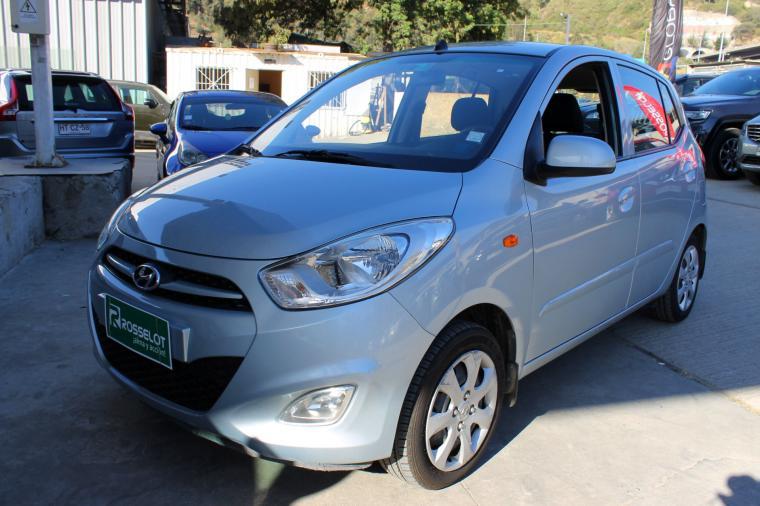 Furgones Rosselot Hyundai I-10  gls 1.1 2014