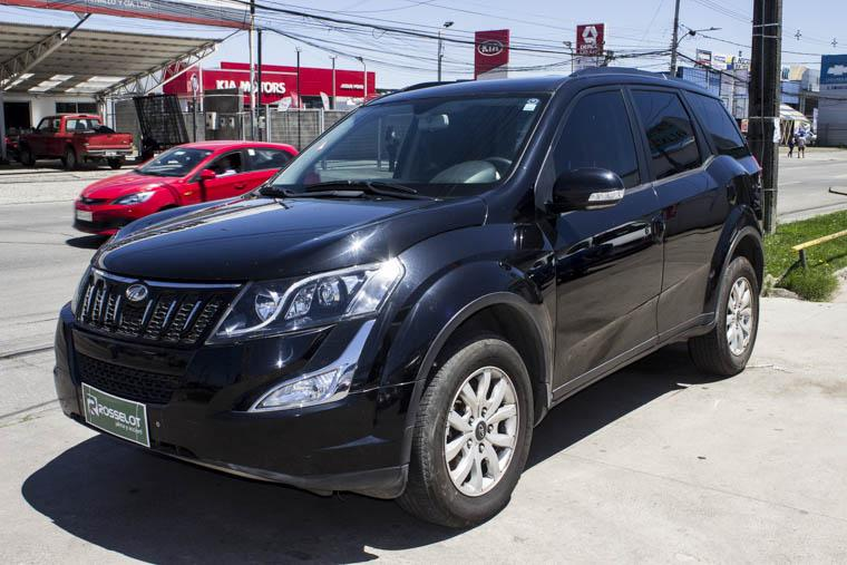 Camionetas Rosselot Mahindra Xuv500 xuv500 2016