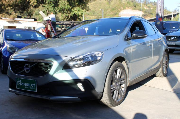 Autos Rosselot Volvo V40 t5 plus  2016