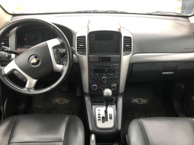 Chevrolet captiva 2.o dsl ltz auto awd 3f