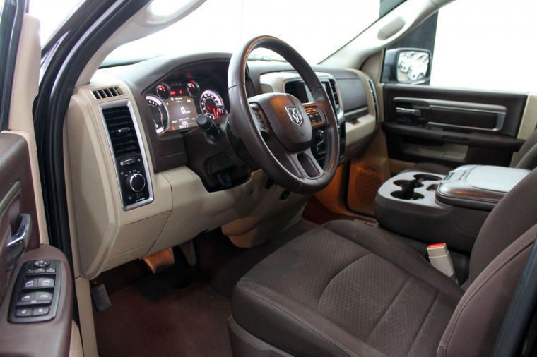 dodge ram 1500 quad cab 3.6l