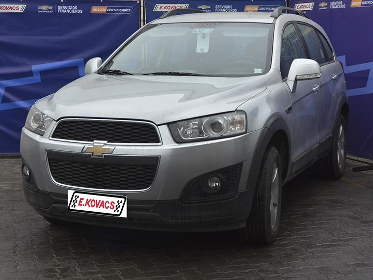 Camionetas Kovacs Chevrolet Captiva ls ac 2015