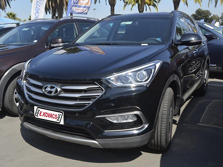 Camionetas Kovacs Hyundai Santa-fe aut 2.4 4x2 full 2017